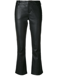 cropped flared trousers Federica Tosi