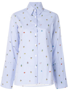 рубашка в полоску Minion Mira Mikati