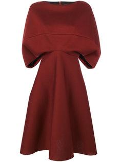 А-образное платье  Chalayan