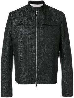 куртка на молнии Rochas
