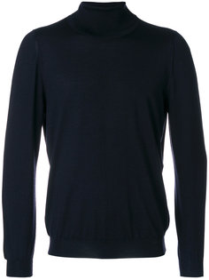 свитер с высокой горловиной Kiton