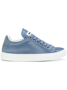 lace up trainers  Jil Sander