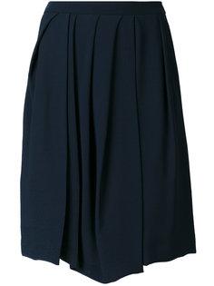 плиссированная юбка  Chalayan