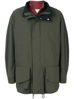 пальто со съемным жилетом Maison Margiela