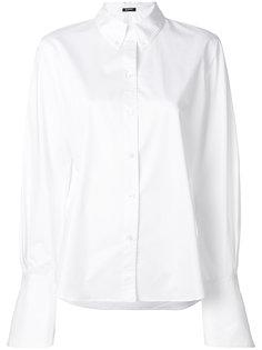 блузка с удлиненными рукавами  Jil Sander Navy