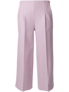 укороченные широкие брюки  Chalayan