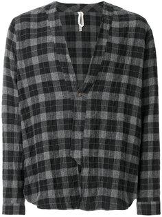 клетчатая рубашка-кимоно Dnl