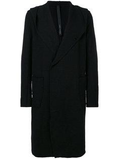 удлиненное пальто  Poème Bohémien