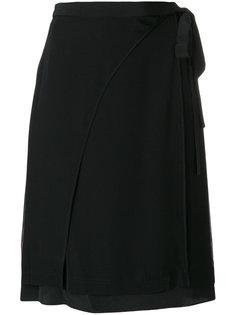 юбка с драпировкой Diane Von Furstenberg