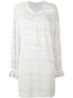 блузка с оборками на манжетах  Iro