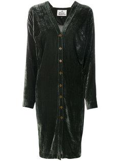 платье с V-образным вырезом Vivienne Westwood