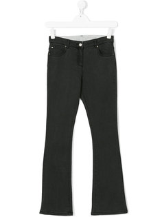 расклешенные джинсы Stella Mccartney Kids