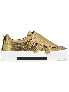 кроссовки на платформе Alexander McQueen