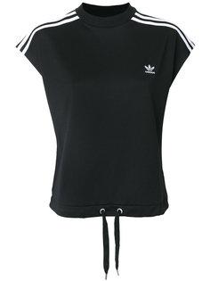 топ с полосками  Adidas Originals