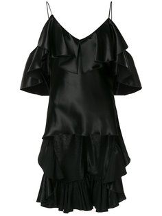 ruffle blouse Maria Lucia Hohan