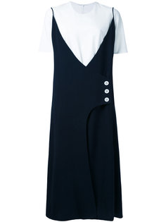 платье connective Christopher Esber