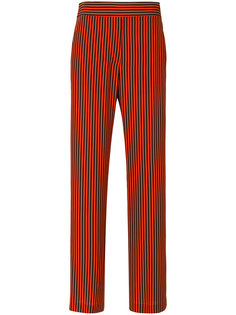 брюки с завышенной талией Etro