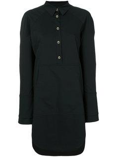 платье-рубашка Talbot Runhof