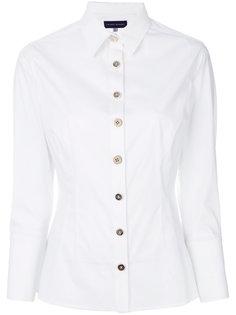 приталенная рубашка Talbot Runhof