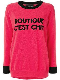 джемпер Boutique Cest Chic Boutique Moschino