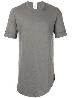 футболка с закругленным подолом Lost & Found Rooms