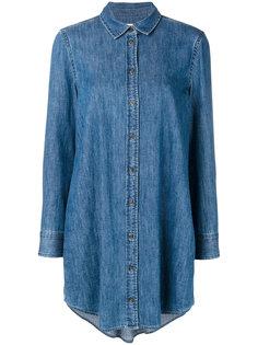 джинсовое платье-рубашка Equipment