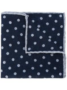 карманный платок в горошек Eleventy