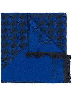шарф с тканой фактурой Versace