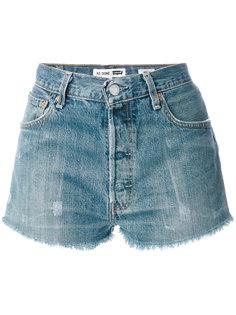 джинсовые шорты Re/Done