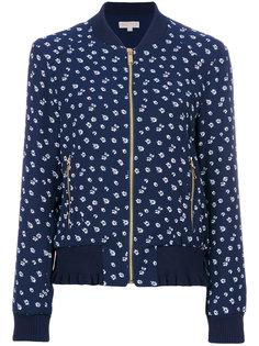 куртка-бомбер с цветочным принтом  Michael Michael Kors