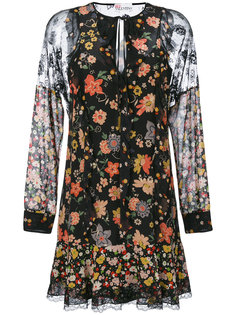 floral embroidered dress Red Valentino