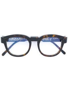 очки с эффектом черепашьего панциря Kuboraum