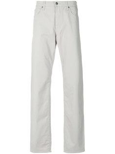 брюки чинос кроя слим  Armani Jeans