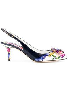 туфли-лодочки Hill Dolce & Gabbana