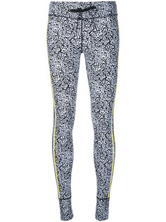 Ditsy print leggings The Upside
