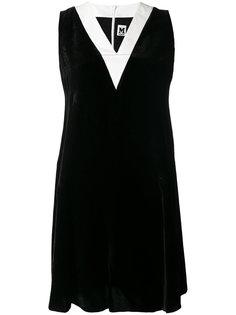 расклешенное платье с V-образной горловиной M Missoni