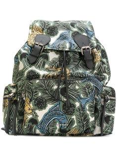 рюкзак с принтом Beasts Burberry