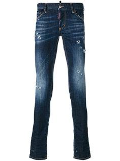 джинсы кроя слим Dsquared2