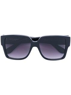 солнцезащитные очки SLM9 002 Saint Laurent Eyewear
