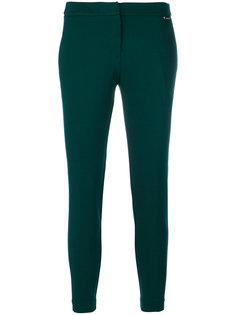 укороченные брюки скинни Twin-Set