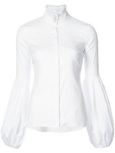классическая рубашка в клетку Caroline Constas