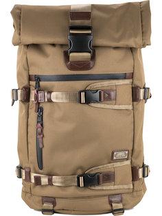 квадратный рюкзак с пряжками As2ov