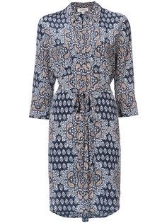 платье-рубашка с цветочным узором Lagence