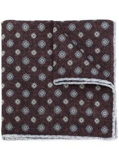 шарф с узором Eleventy