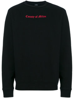 Tekaio crewneck sweatshirt Marcelo Burlon County Of Milan