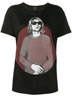 футболка Kurt Cobain R13