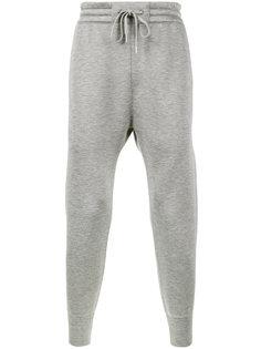 спортивные штаны на завязках Helmut Lang