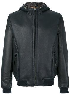 куртка с капюшоном  Etro