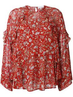 блузка с принтом Iro