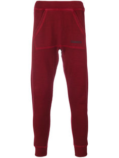 спортивные брюки с карманами мешковатого дизайна Dsquared2